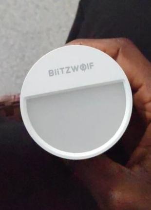 Ночник BlitzWolf с таймером на 30 минут для кормления и засыпания