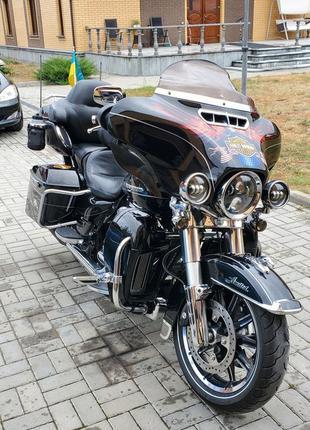 Harley-Davidson Limited Edition FLHTKUi Elektro Glide Low 2015...