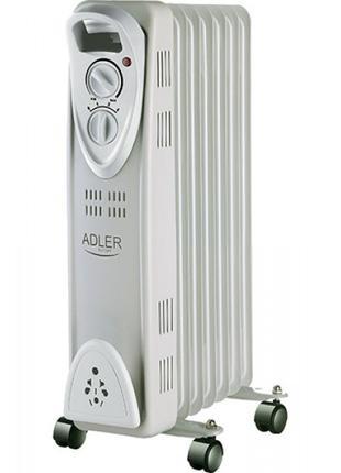 Обогреватель маслянный Adler AD 7807 1500 Вт