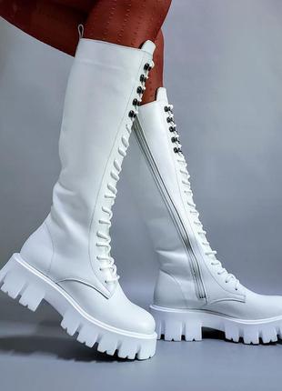 Суперкрутые женские ботинки military