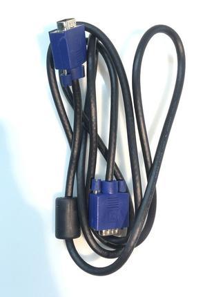 Кабель Horton VGA VGA 1.8 метра толстый