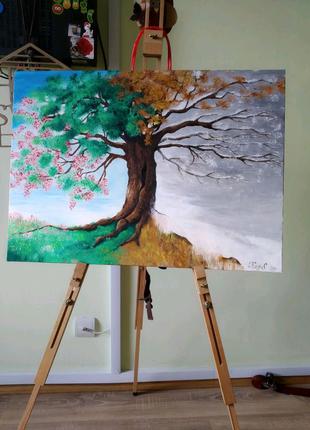Продам оригинальную картину ,написаную масляными красками
