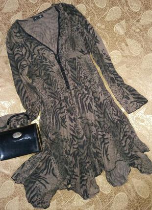 Платье-туника YS демисезонное, р.46-48(М)