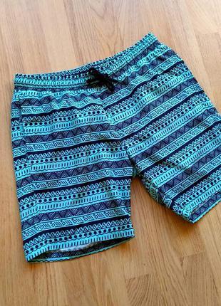 Пляжные шорты мужские defacto.