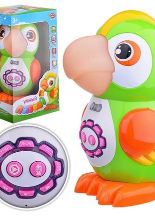 Интерактивная игрушка Умный Попугай 7496 43 стихотворения