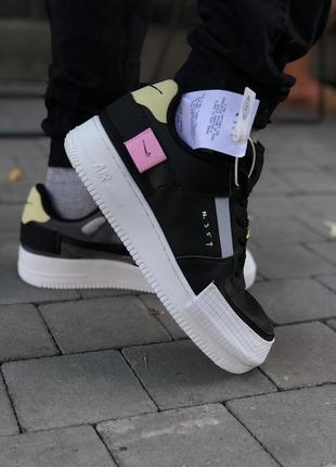 Кроссовки nike air force tope