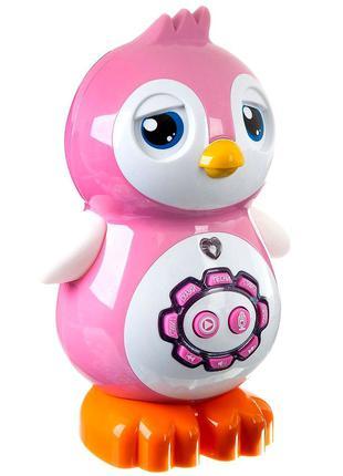 Интерактивная игрушка Умный Пингвинчик 7498 43 стихотворения
