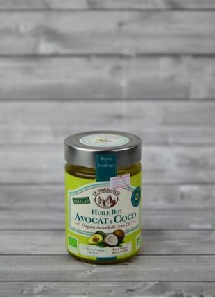 Масло LaTourangelle авокадо + кокос