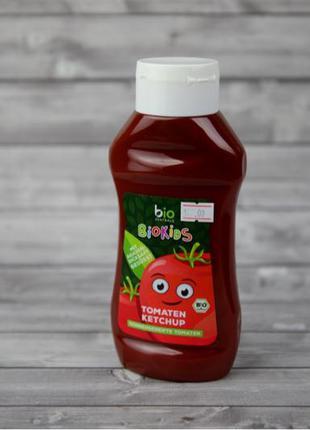 Кетчуп детский органический без сахара