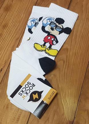 Носки rock'n'socks микки маус