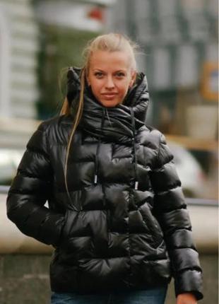 Куртка пуховик, женский пуховик, зимняя куртка, зимний пуховик