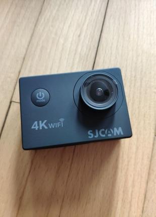 Action camera SJCAM SJ4000 Air Полный комплект 4К 1080p