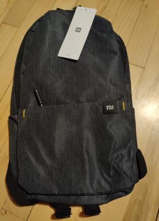 Компактный рюкзак Xiaomi MI Backpack 10L