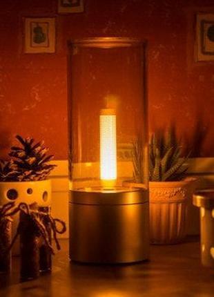 Настольная лампа Xiaomi Yeelight Smart Candela Romantic Light