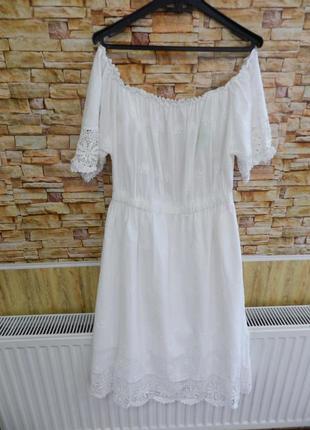 Платье прошва