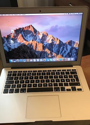 """Apple MacBook Air Mid 2012 A1465 i5/1.8 GHz/4gb/13,3"""" состояние 5"""
