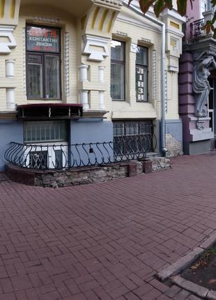 Аренда Фасад 130 м2на Золотых Воротах ул. Владимирская