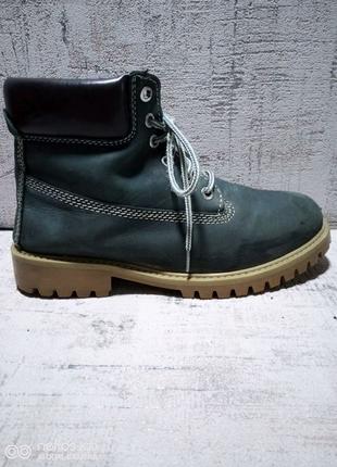 Ботинки Blue Cox, нубук, 36-37 р-р.