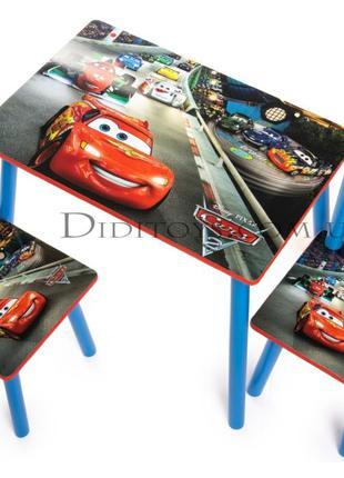 Детский стол и стулья Тачки ( варианты) Производитель