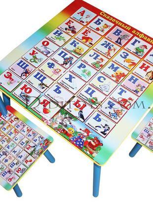 Детский стол Сказка. Выбор рисунков.