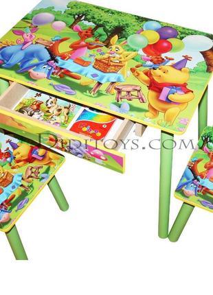 Детский столик в наборе Пикник ( варианты) от производителя