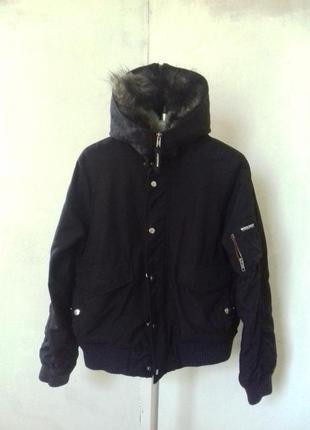 Woolrich. оригинал бомбер (куртка)