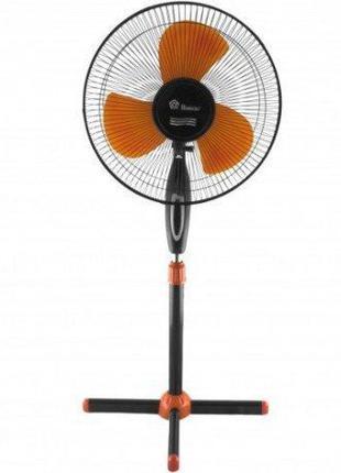 Вентилятор напольный Domotec FS-1619 бесшумный качественный Ор...