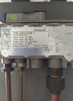 Горелка газового котла