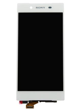 Дисплейный модуль (экран) для Sony Xperia Z5, белый