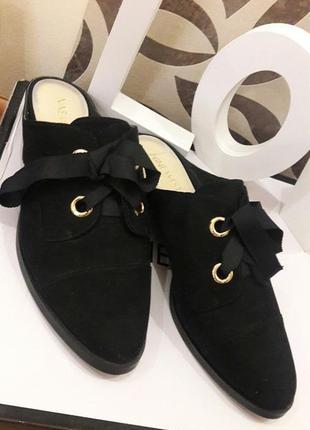 Туфли мюли женские nine west 2020