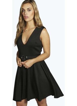 🔥🔥🔥 платье с поясом 54-56 размер