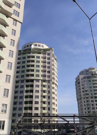 Двухкомнатная квартира свободной планировки с видом на море