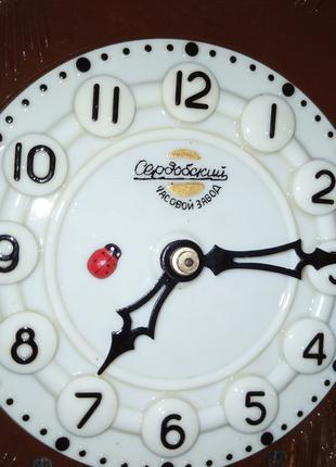 Часы с кукшкой и боем