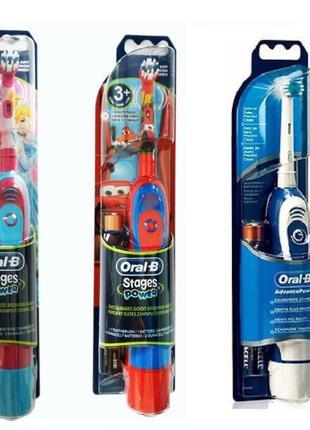 Oral-B Электрическая зубная щетка DB4.510 детская/взрослая