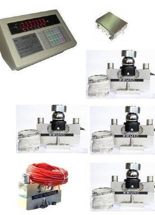 Датчики, приборы, готовые комплекты к автомобильным весам