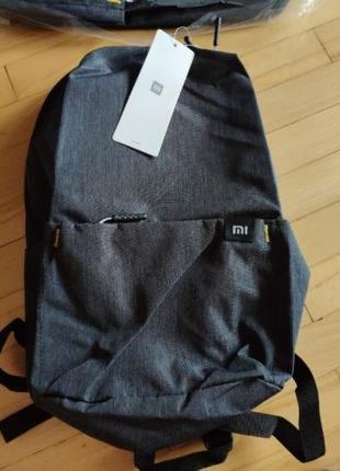 Городской рюкзак Xiaomi MI Backpack 10L