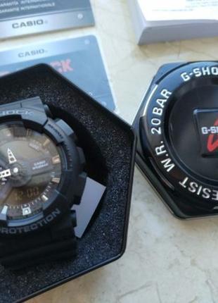Часы наручные мужские Casio G-Shock GA-110GB