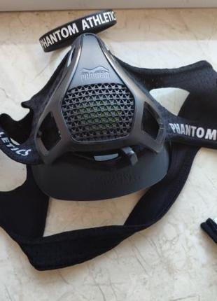 Маска для бега и тренировок Phantom Training Mask с чехлом