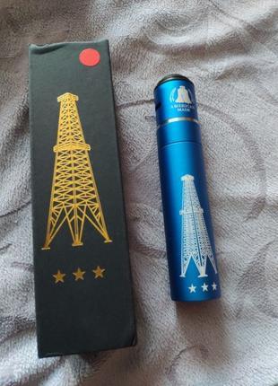 Электронная сигарета RIG V3 American Made мех мод с дрипкой