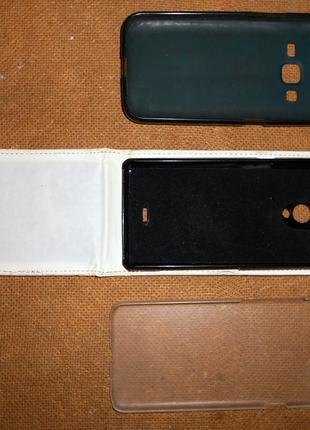 Чехол бампер для смартфона