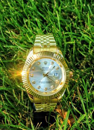 Наручные часы rolex just date(ролекс джаст дат)