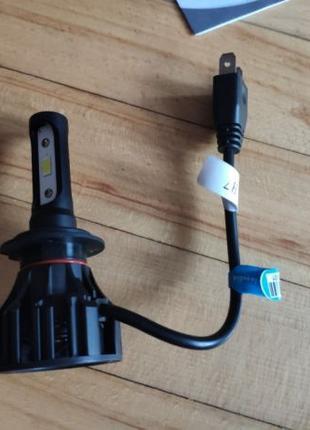 Автомобильные лампы головного света Oslamp H7