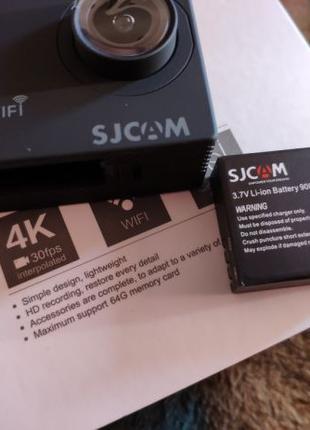 Видеокамера SJCAM SJ4000 AIR Action Camera Экшн камера