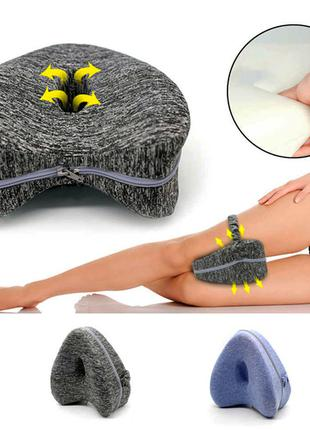 Ортопедическая подушка между ног Le.Dou - с эффектом памяти