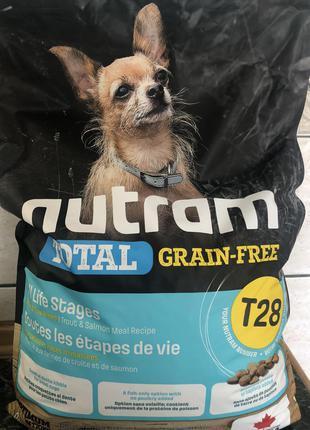 Продам сухой корм для собак NUTRAM T-28