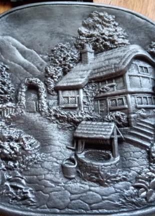 Продам панно с пейзажем (объемная картина,барельеф,статуэтка,3д)