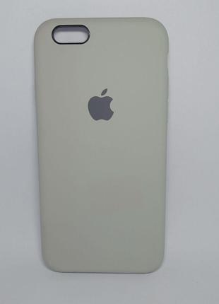 Задня накладка iPhone 6 Original Soft Touch Case Stone