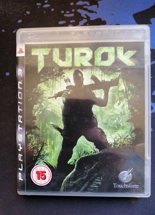 Turok для PS3