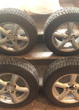 колёса на ваз R14 зимние