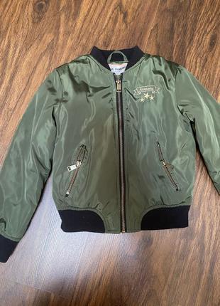 куртка бомбер косуха